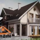 Каркасные дома, Дома из СИП панелей