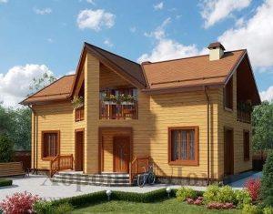 Проект AS-2189-2 Дом на двух хозяев