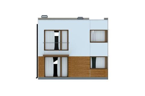 """Проект дома """"Куб 3"""""""