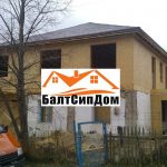 Строительство дома из SIP панелей