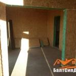Строительство сип дома БалтСипДом