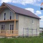 дом из СИП панелей по проекту балтсипдом
