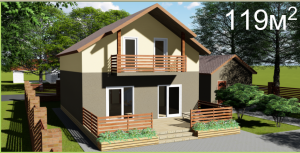 СИП-дом по военной ипотеке
