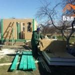 Строительство по канадской технологии БалтСИПДом