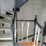 Деревянные лестницы. Сосна, лиственница первого сорта