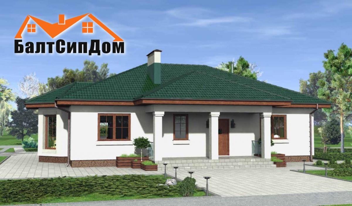 Строительство домов под ключ, Калининград