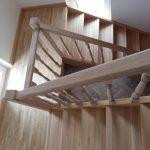Изготовление деревянных лестниц, БалтСипДом