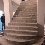 Облицовка бетонных лестниц по доступной цене