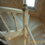 Лестница из дерева, Калининград