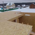 Строительство сип дома по технологии