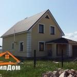 Канадские дома из сип панелей