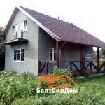 Дачный дом, Калининград
