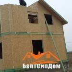 Быстровозводимые каркасные дома