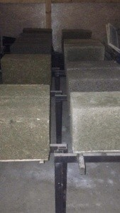 арболито-бетонные блоки