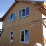 Строительство под ключ из СИП панелей Калининград