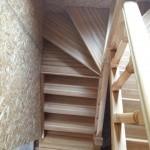 Цена деревянной лестницы
