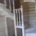 Купить деревянную лестницу Калининград
