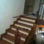 Заказать деревянную лестницу Калининград