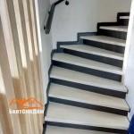 Бюджетные и недорогие лестницы, модульные лестницы, облицовка бетонных лестниц по доступной цене